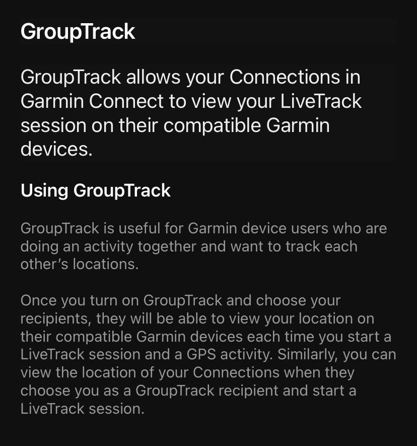 GroupTrack