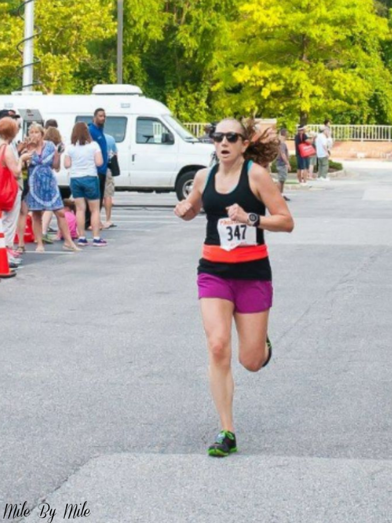 5k race stay focused while racing