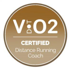 VDOT Certified Coach