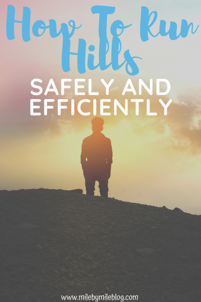 Let's talk about how to run hills safely and efficiently. While hills can be a great training tool, you also want to make sure ease into hill running if it's not something you're used to. Here are some tips for including hills in your training.