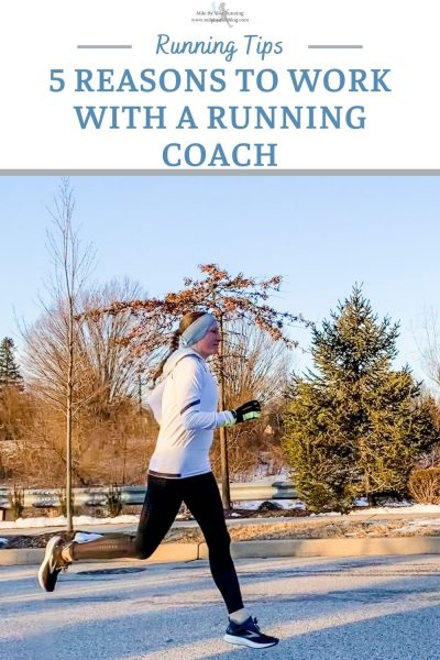 Now that races are starting to come back, many runners are considering how they want to train for their next race. If you are on the fence about if you should work with a running coach, here are a few reasons why a coach can help you get that PR and reach your running goals.