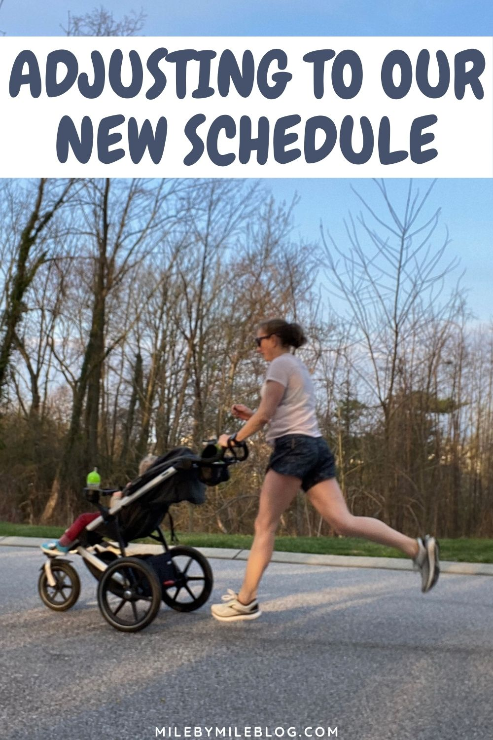 This felt like a long, strange week as we were adjusting to our new schedule. There were still lots of miles, just not as many stroller miles. The weather finally realized that it's actually spring and I was able to wear shorts on all my runs. I also got lucky and had my rest day scheduled on the one day it rained! Here's how the week looked overall.