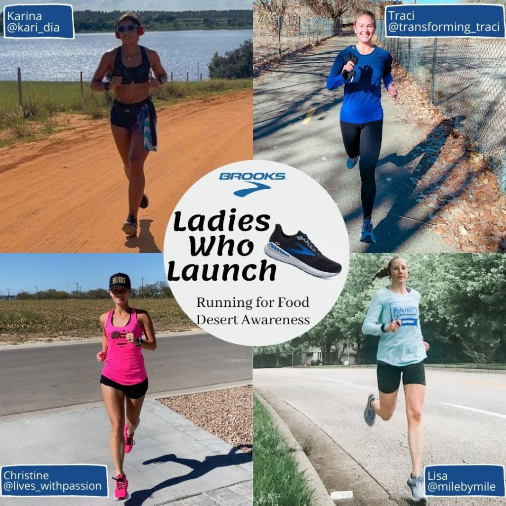 Pittsburg Marathon Relay Team: Ladies Who Launch