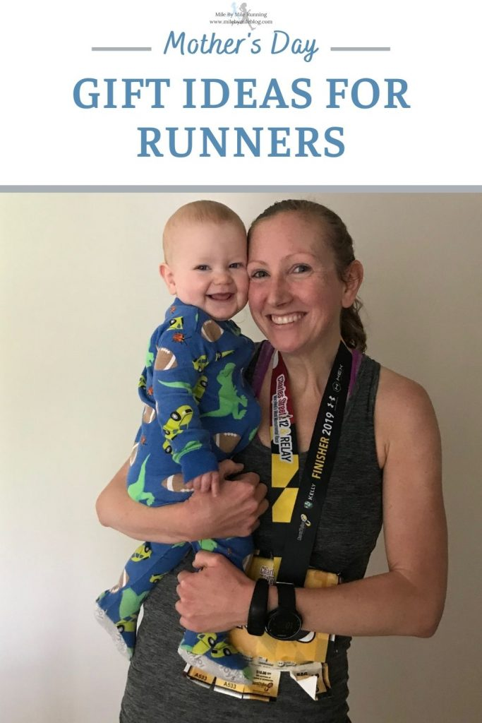 With Mother's Day coming up soon, it's time to make sure you have gifts for all the moms in your life. What's the perfect gift for a mom who runs? I'm going to share a few ideas! Use this list to find the perfect Mother's Day gift ideas for runners or to share with someone as your wish list.