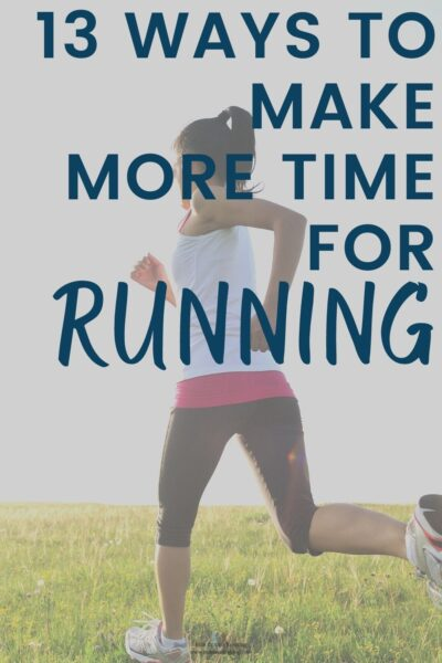I almost always prioritize running even when life if super busy. It keeps me grounded and helps me to manage my stress. How how do we make time time for running when life is busy? It's not always easy but there are some things that can help.