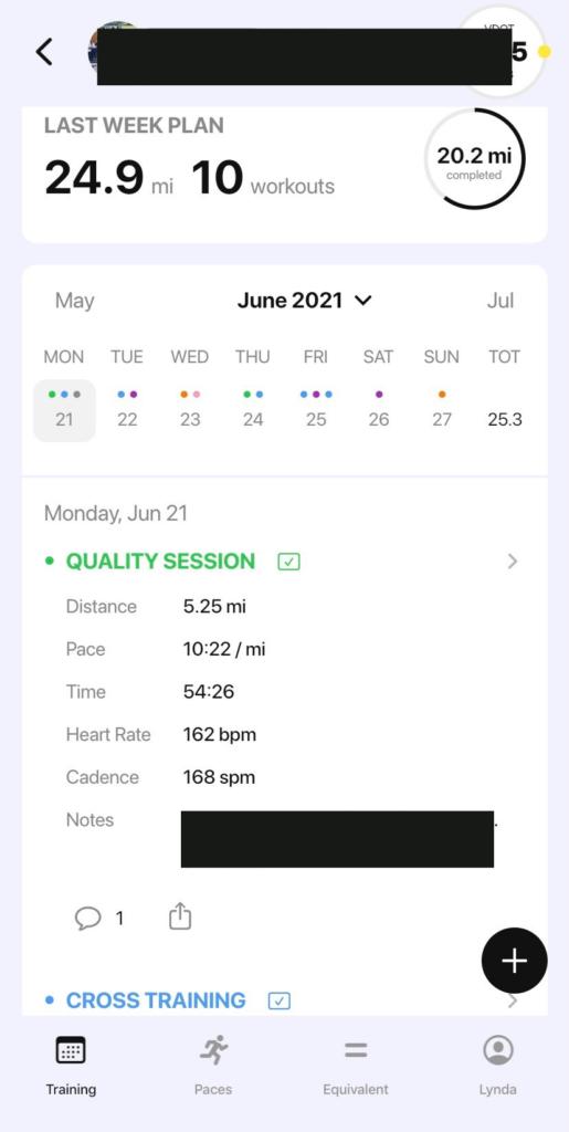 athlete tracking