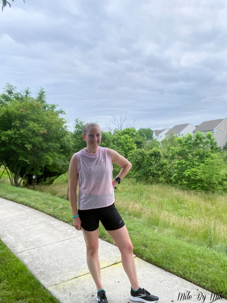 training for a fall race: monday speedwork