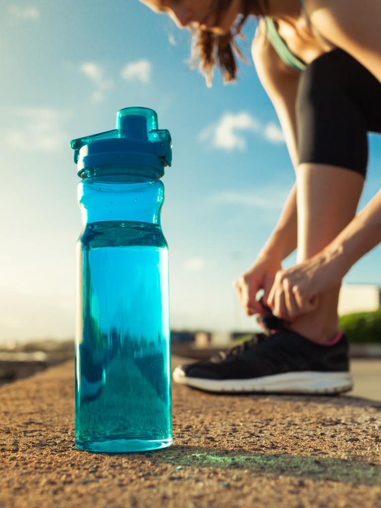 stay hydrated on your run