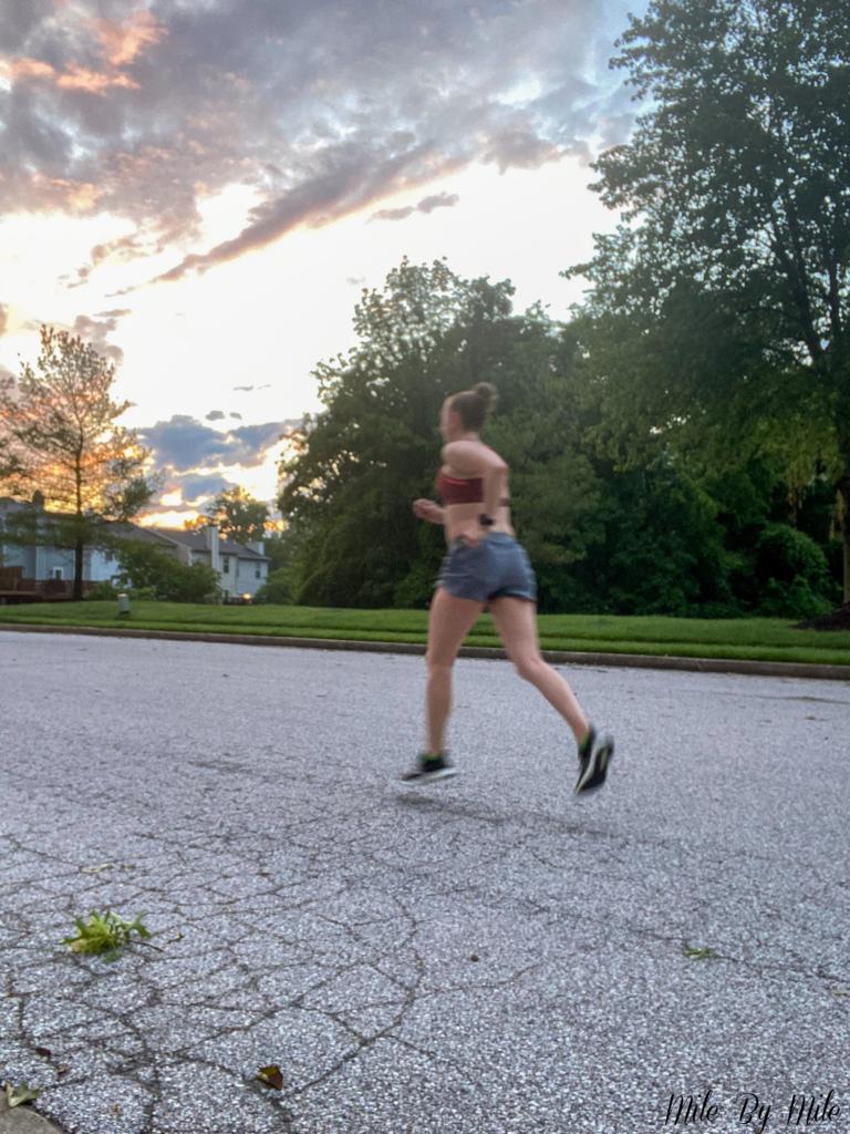 tuesday easy run