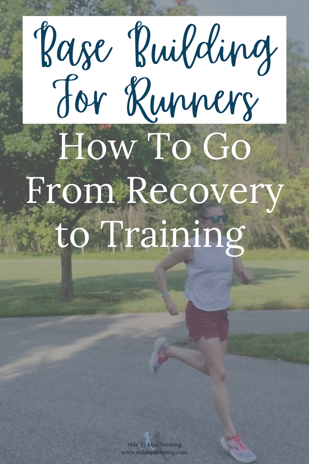 Workouts to safely transition from a recovery period back into training.