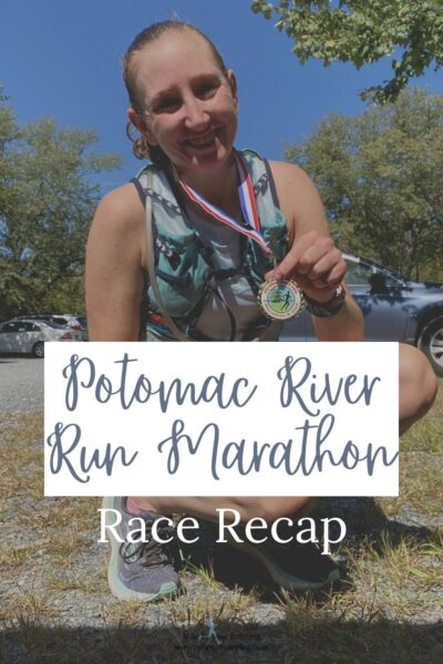 On October 2nd I ran the Potomac River Run Marathon, which was my 7th marathon and my first in 6 years. It was also my first live race in 2 years. In this recap I'm sharing all the details of my race, including why it was a particularly challenging one for me.